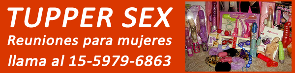 Banner Sex shop en Avellaneda
